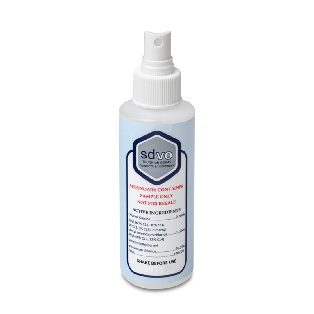 Disinfectant Solution - 6oz